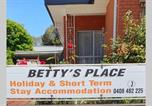 Location vacances Traralgon - Betty's Place-1