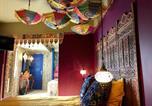 Hôtel Gosnay - Chambre et spa La casa blue -Bombay--3