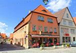 Hôtel Rothenburg ob der Tauber - Hocher Hotel & Cafe-1