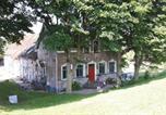 Hôtel Réseau des moulins de Kinderdijk-Elshout - Theetuin Onder de Pannen-1