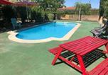 Location vacances Las Herencias - Villa Calle del Cabo San Vicente-1