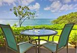 Location vacances Lihue - Kapa'a Sands 4 Ocean Front Studio with Kitchen-1