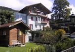 Location vacances Brienz - Holiday Apartment Heidi-1