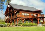 Location vacances Havelange - Cozy Chalet in Septon with Sauna and Jacuzzi-1