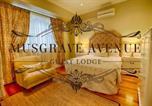 Location vacances Durban - Musgrave Avenue Guest Lodge-1