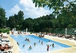 Camping avec Parc aquatique / toboggans Beaumont-du-Périgord - Camping Les Bö-Bains-1