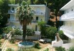 Location vacances Poros - Zontanos Studios-4