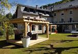 Hôtel Le Mont-Dore - Le Castelet-1