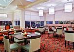 Hôtel Springfield - Hilton Garden Inn Springfield, Il-4