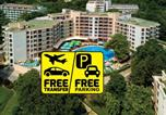 Hôtel Balchik - Prestige Hotel and Aquapark - All Inclusive-1