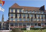 Hôtel Parc naturel régional des Boucles de la Seine Normande  - La Marina-2