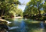 Camping avec Piscine Saint-Martial-de-Nabirat - Camping Les Cascades-3