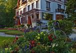 Hôtel Villaines-la-Juhel - Logis Bois Joli-2