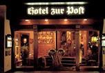 Hôtel Recklinghausen - Hotel Zur Post-1