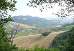 Location vacances  Province de Plaisance - Charming 1-Bed Apartment in Castell'Arquato-4