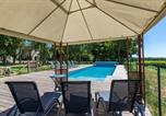 Location vacances Leboulin - Lamothe-Goas Chateau Sleeps 20 with Pool and Wifi-2