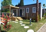 Camping avec Piscine Valras-Plage - Flower Camping Hello Summer Inn-2