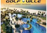 Hôtel Aquiraz - Golfville Residence Frente Mar-1