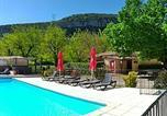 Camping avec Piscine Ardèche - Camping Le Sous Perret-1
