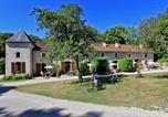 Camping avec Piscine Haute-Marne - Les Castels La Forge de Sainte Marie-4