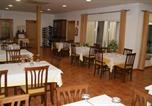 Location vacances Mota del Cuervo - Hostal Restaurante Bustos-2