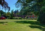 Hôtel Cantorbéry - Best Western Abbots Barton Hotel-1