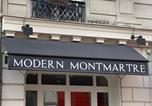 Modern Hôtel Montmartre