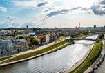 Location vacances Vilnius - Vilnius city best view apartments-4