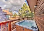 Location vacances Ruidoso - New! Mtn Lodge w/Hot Tub, Walk to Grindstone Lake!-3