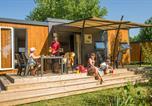 Camping avec Parc aquatique / toboggans Ain - Sites et Paysages Kanopée Village-4