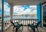 Location vacances Willemstad - Famous Handelskade Apartment- 2 Bedrooms/Stunning View-1