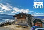 Location vacances Prijepolje - Apartmani Dunja Zlatar-2