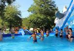 Camping avec Piscine Thueyts - Family des Issoux - Camping Paradis-1