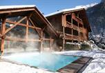 Hôtel 4 étoiles Station de ski de Brévent - Le Hameau Albert 1er-1