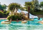 Camping avec Quartiers VIP / Premium Luc-sur-Mer - Yelloh! Village - Les Iles-4