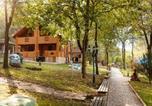 Hôtel Moldavie - Sky Land Camping & Resort-1