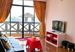 Location vacances Melaka - My Habitat Malacca @ 3097 (Pool View)-2