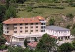 Hôtel Guijuelo - Hotel La Glorieta-1
