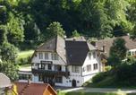 Hôtel Oppenau - Hostel Black Forest Holzwälder Höhe-3