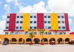 Hôtel Cancún - Hotel Batab-1
