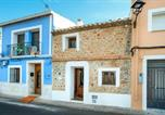 Location vacances Senija - Lliber Villa Sleeps 6-2