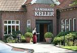 Hôtel Hamminkeln - Landhaus Keller-1