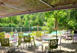 Camping avec WIFI Saint-Laurent-en-Beaumont - Camping Des Princes D'orange-3
