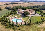 Hôtel Rapolano Terme - Agriturismo Pometti - La Selva-4