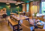 Hôtel 4 étoiles Cergy - Novotel Domaine de Maffliers-2