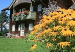 Location vacances Sankt Johann im Pongau - Ferienhaus Obermoser-1