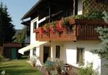 Location vacances Arrach - Ferienwohnung Stilla Traurig-1