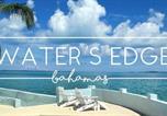 Location vacances  Bahamas - Water's Edge-1