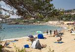 Camping Plage de Sainte-Maxime - Camping Au Paradis des Campeurs-1