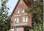 Hôtel Esens - Hotel Dünenschlößchen-3